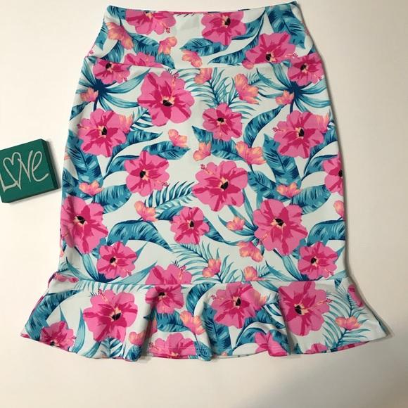 Nwot! 4-6 Flounce Skirt Agnes And Dora S